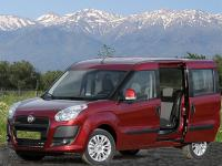 Fiat Doblo - 7 seats with Roof Rack